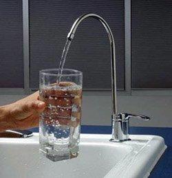 Установка фильтра очистки воды город Новосибирск