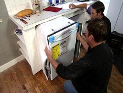 Установка посудомоечной машины в Новосибирске