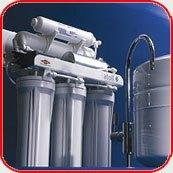 Картинка. Установка фильтра очистки воды в квартире, коттедже или офисе в Новосибирске